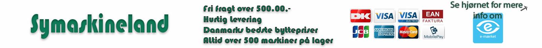 Allans Symaskiner c/o Ribes Broderi og Garn