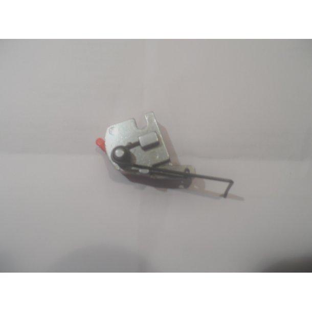 Trykfodsholder Eva Royal 1234DF/Bernina 134D overlocker