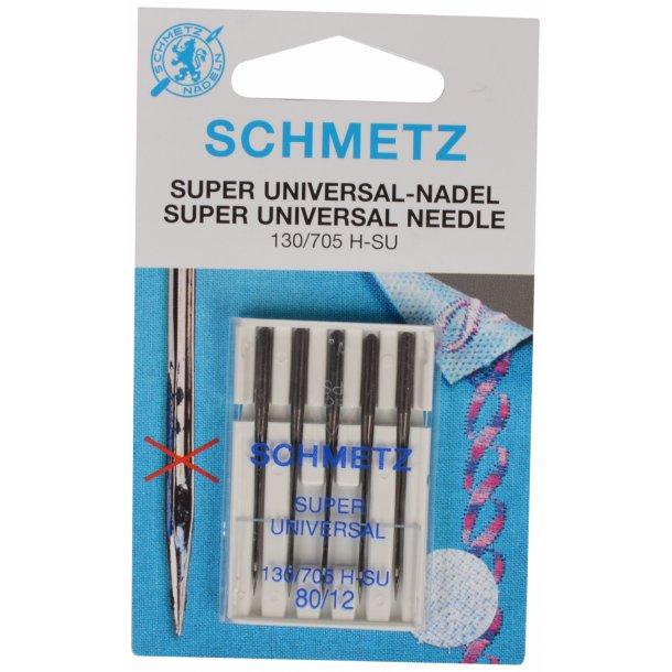 Schmetz 80'er Super Universal Nåle 5 stk