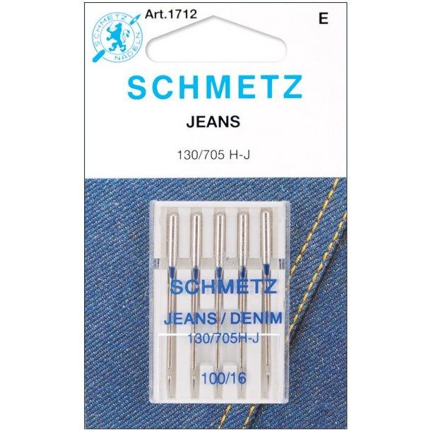 Schmetz Jeans nåle 100/16