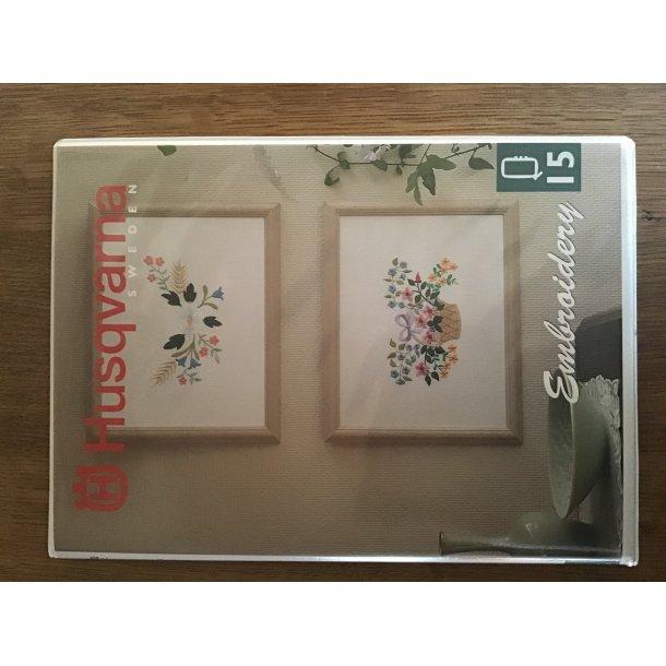 Husqvarna - Embroidery 15