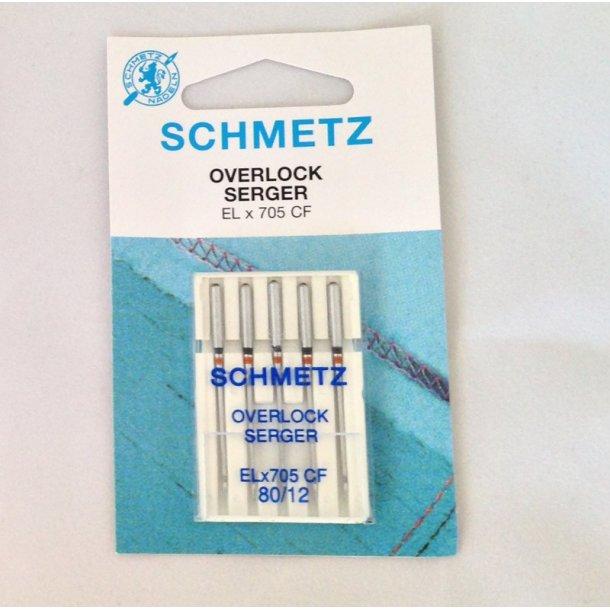 Schmetz Overlock 80'er nåle