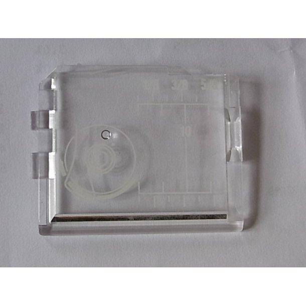 Plastdæksel quantum stylist 9960