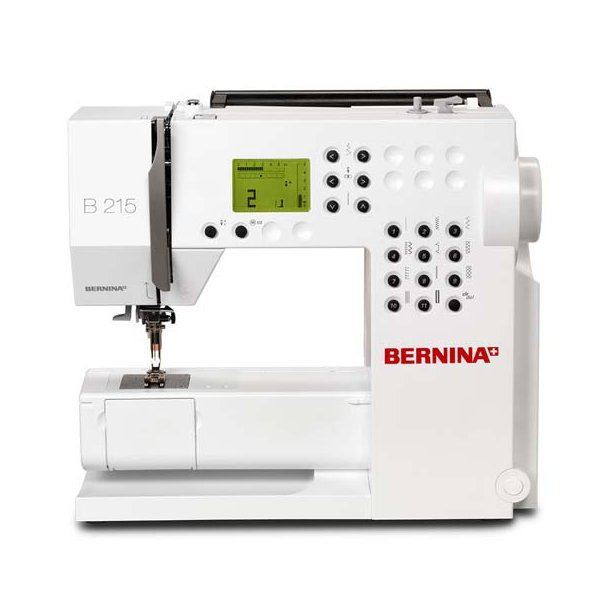 BERNINA 215 inkl. forlængerbord