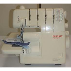 Bernina overlocker 2000D/2000DE