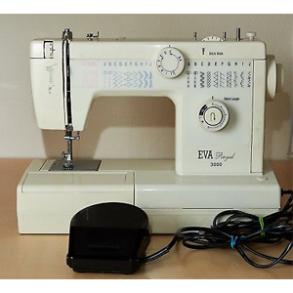 Eva Royal 3000 symaskine