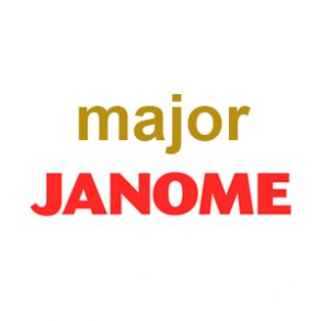 MAJOR JANOME MY LOCK 534 DR