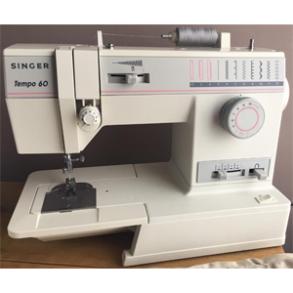SINGER TEMPO 60 MODEL 9008