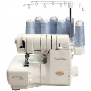 BABYLOCK OVERLOCKER EVOLUTION TRYKFØDDER