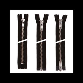 YKK kjole lynlåse fra 10cm til 60 cm