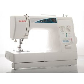JANOME EASY JEANS 2522