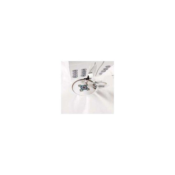 Husqvarna Viking® Mini Spring Hoop, 40 x 40 mm, Designer