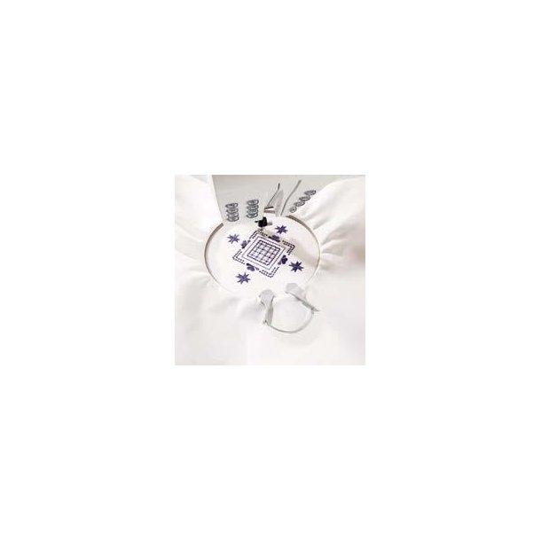 Husqvarna Viking® Spring Hoop, 100 x 100 mm