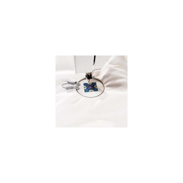 Husqvarna Viking® Mini Spring Hoop, 40 x 40 mm, Orchidea