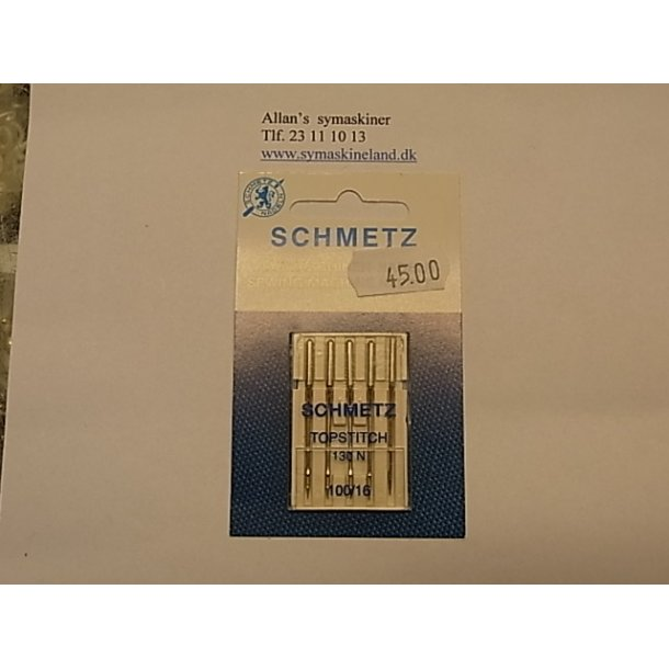 scmetz topstitch 130 N 100/16