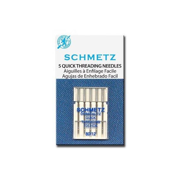 Schmetz 80'er handicap nåle 5 stk